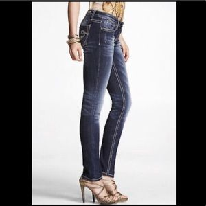 Restock for Express Skinny Jeans